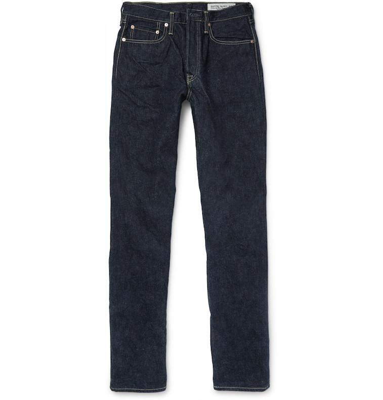 Kapital selvedge jeans