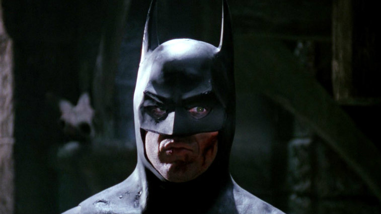 Michael Keaton in Batman