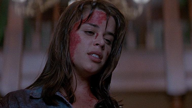Neve Campbell in Scream