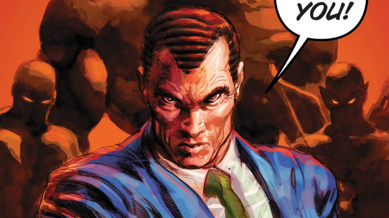 Norman Osborn in Marvel Comics