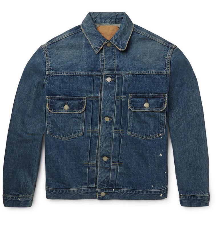 OrSlow + Beams denim jacket