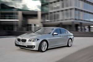 BMW Sells 2-Millionth 5-Series