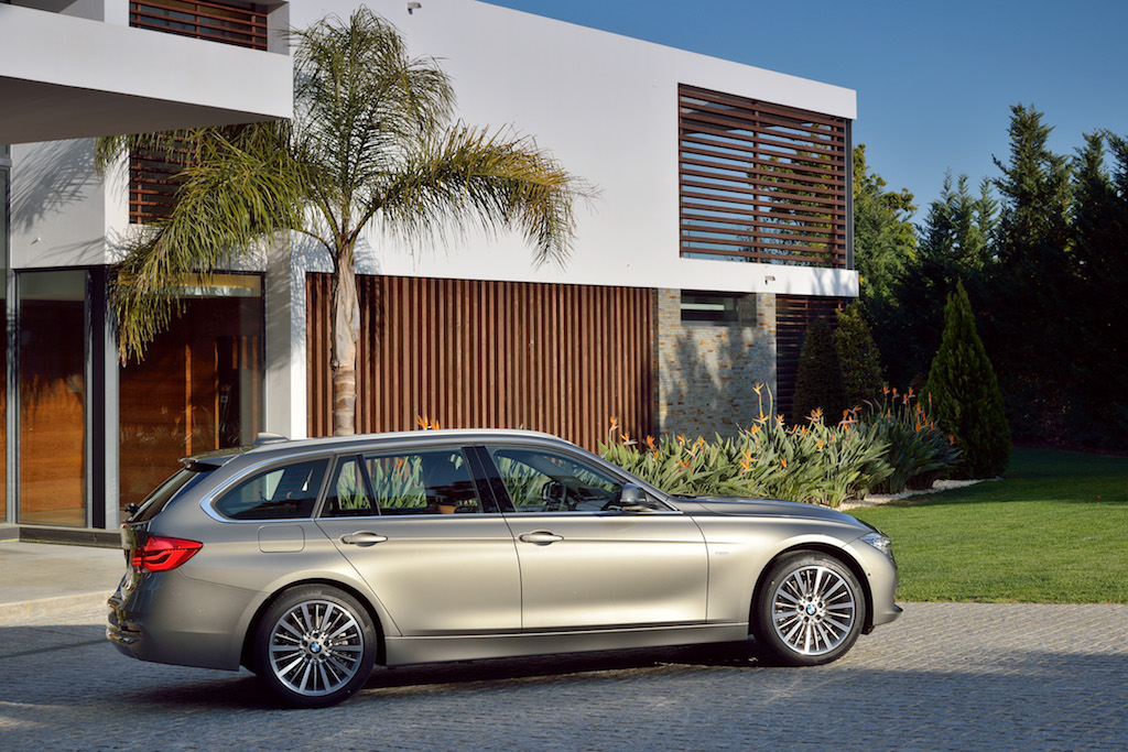 2016 BMW 3 Series Wagon