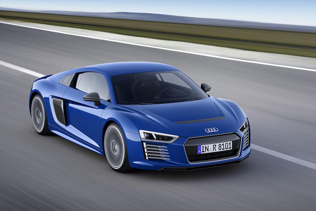 2016 Audi R8 e-tron | Audi