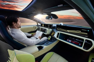 How Self-Driving Cars Could Shake the Supply Chain
