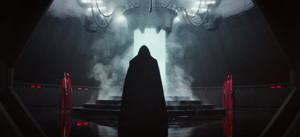 Rogue One Trailer - Darth Vader