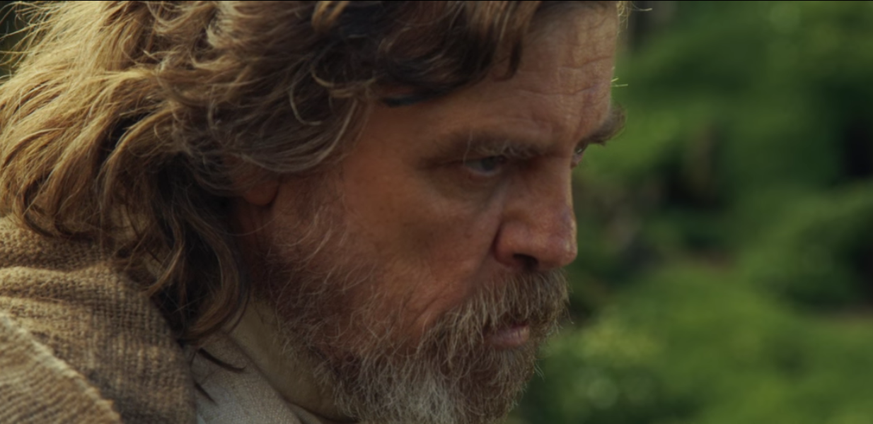 Luke Skywalker - Star Wars: The Force Awakens