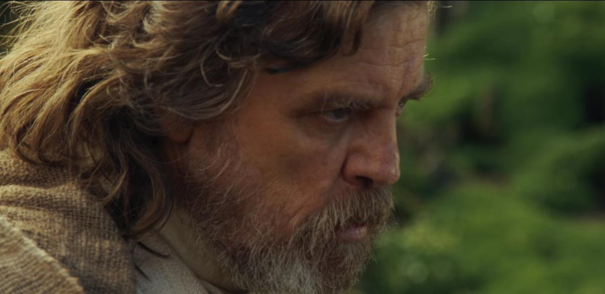 Luke Skywalker - Star Wars: The Force Awakens