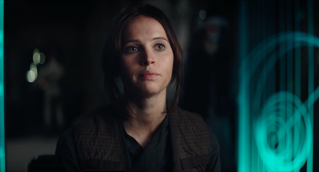 Star Wars: Rogue One Trailer