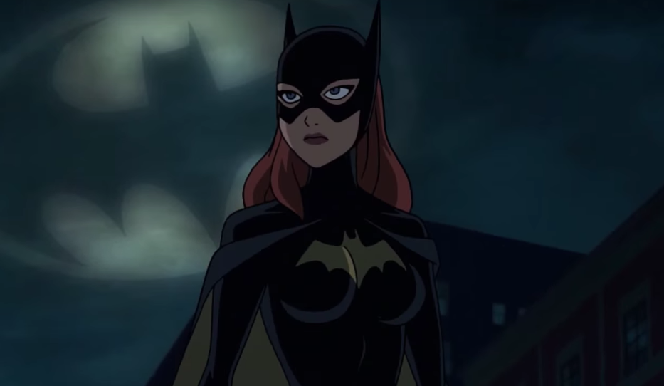 Barbara Gordon in Batman: The Killing Joke