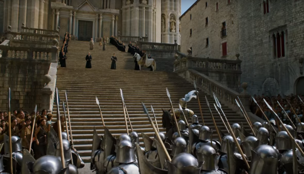 Kings Landing - Game of Thrones Season 6 Trailer