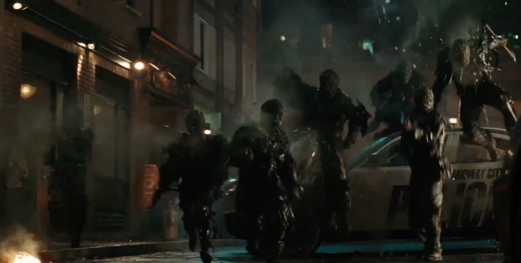Suicide Squad - DC and Warner, Trailer 3