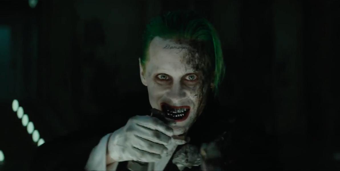 The Joker - Suicide Squad Trailer 3