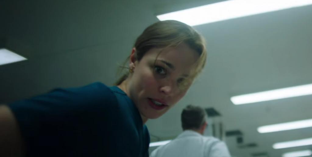 Rachel McAdams - Doctor Strange Trailer, Marvel