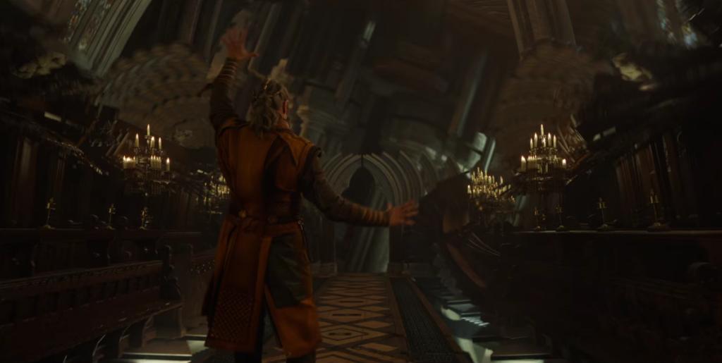 Mads Mikkelsen in Doctor Strange - Marvel