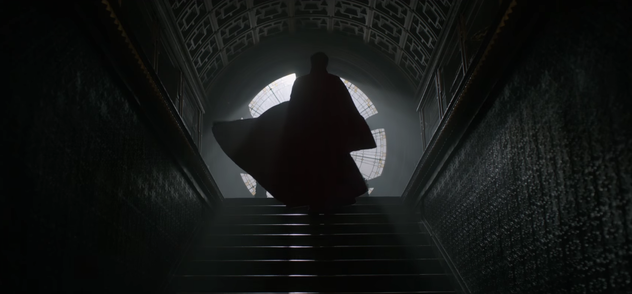Doctor Strange Trailer - Marvel