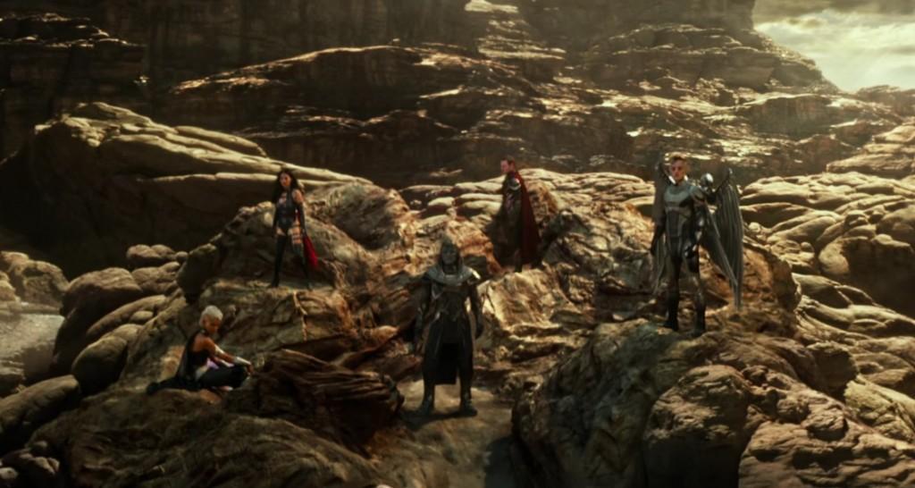 X-Men: Apocalypse -20th Century Fox