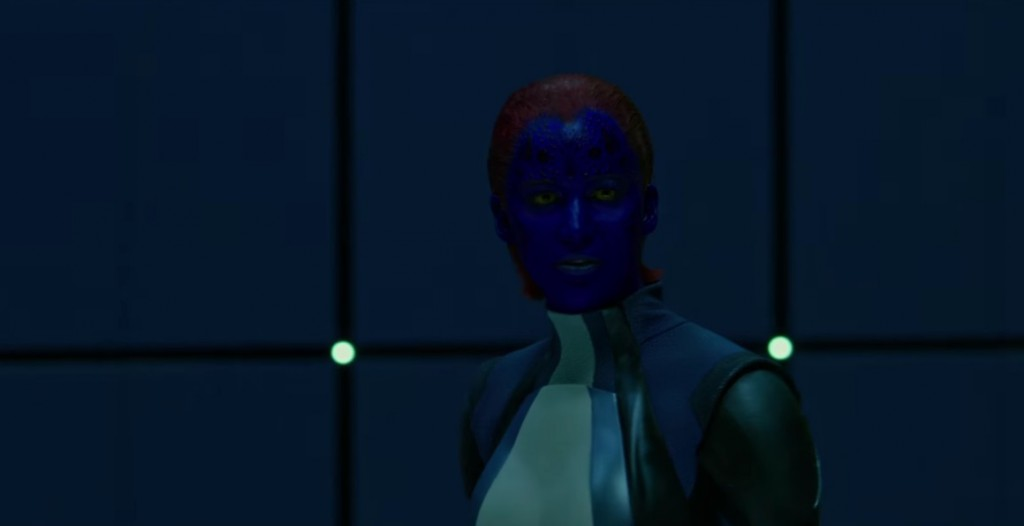 Mystique (Jennifer Lawrence) - X-Men: Apocalypse