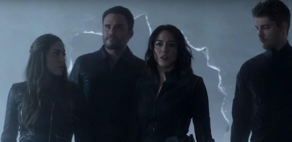 Agents of SHIELD's Secret Warriors