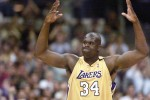 NBA History: Shaq Dunks on Kelvin Cato