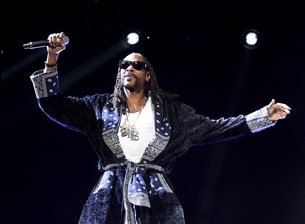 Snoop Dogg at Coachella