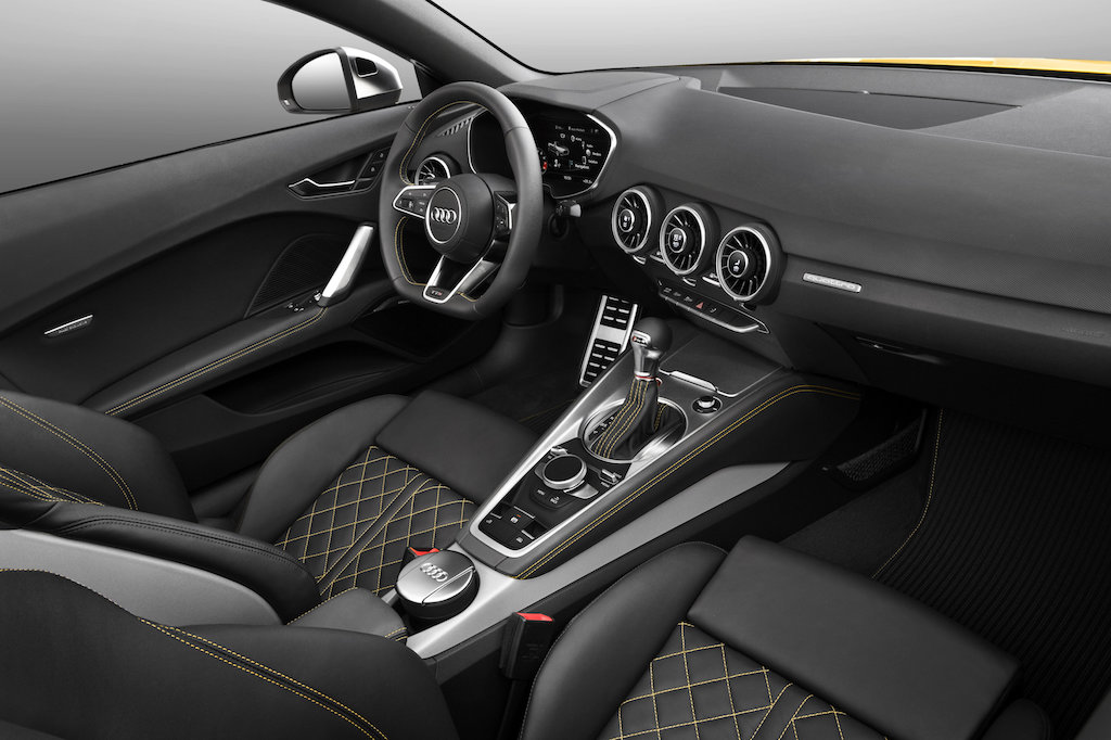 Superb Audi TTS Interior