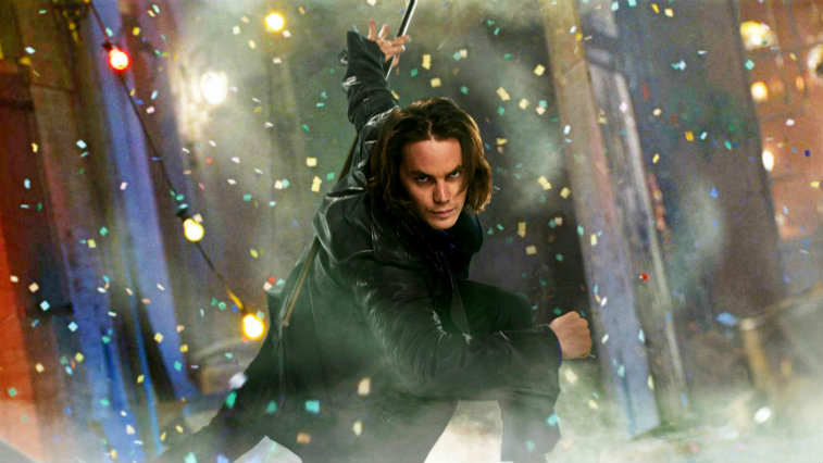 Taylor Kitsch in X-Men Origins: Wolverine