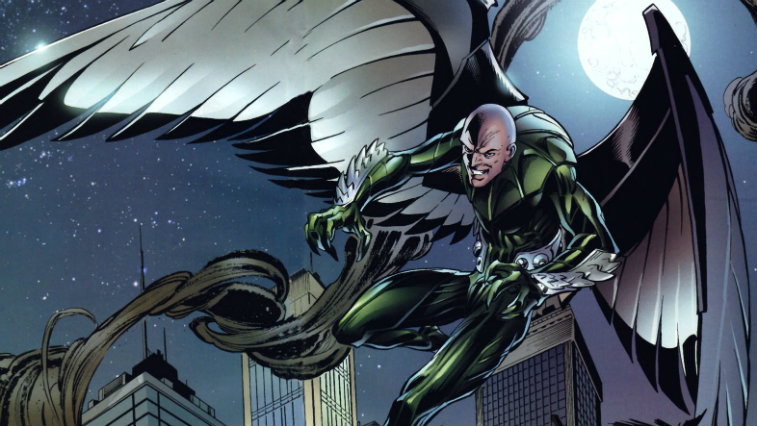 The Vulture in Marvel Comics