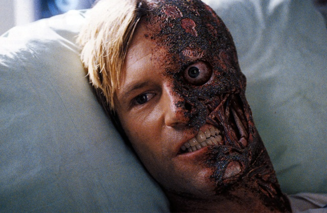 Two-Face , The Dark Knight