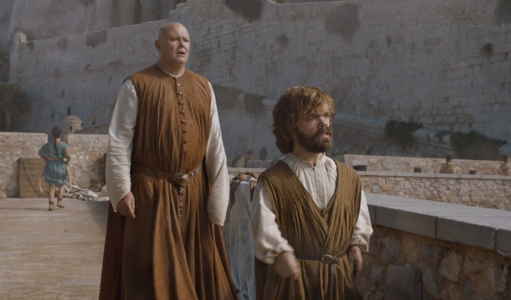 Tyrion and Varys - Game of Thrones