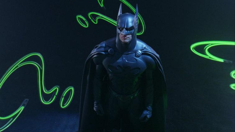 Val Kilmer in Batman Forever