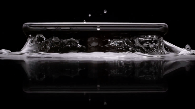 Water-resistant Samsung Galaxy S7 Edge