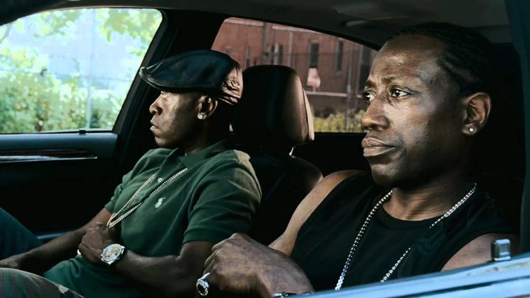 Wesley Snipes in Brooklyn's Finest