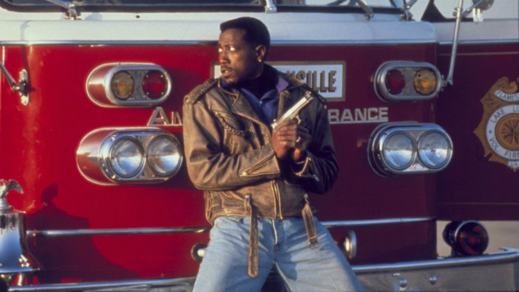 Wesley Snipes in Passenger 57