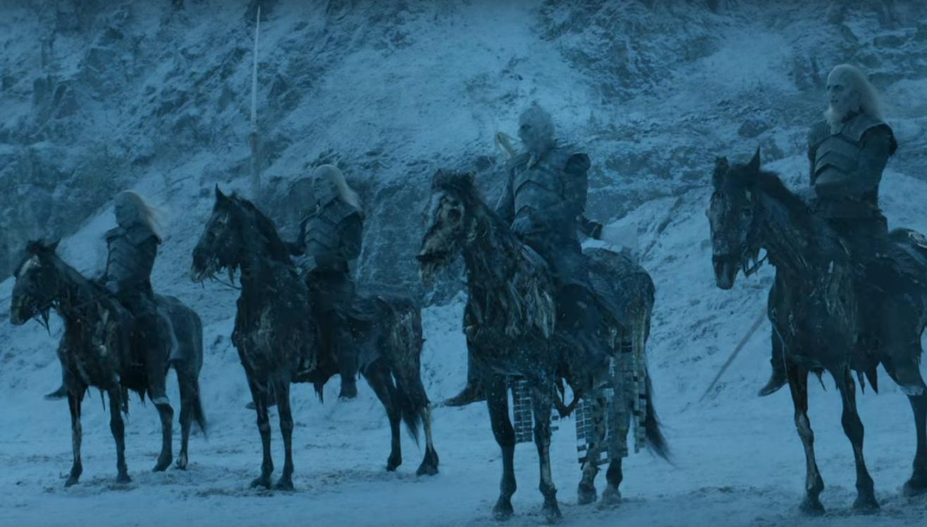 White Walkers - Game of Thrones Season 6