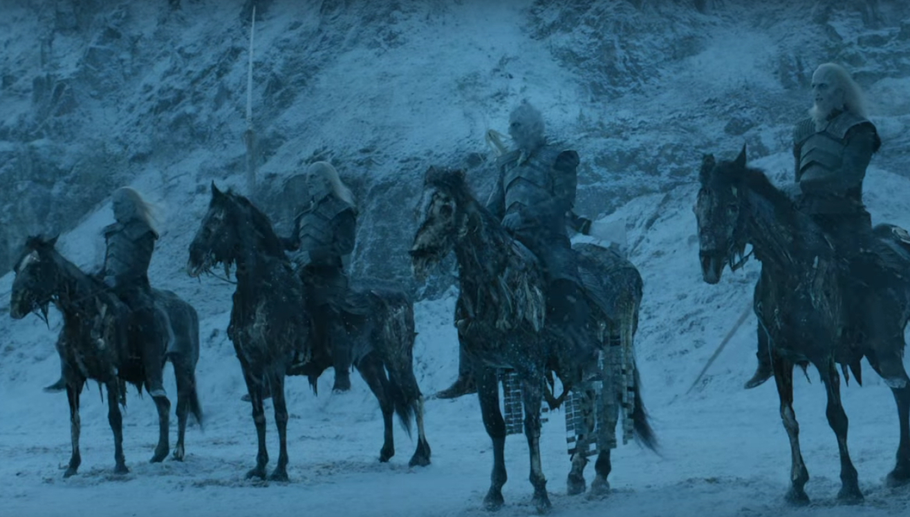 White Walkers - Game of Thrones Season 6