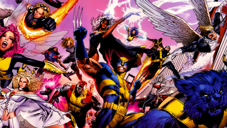 X-Men in Marvel Comics