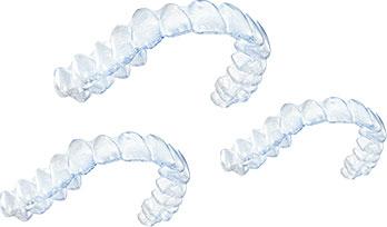 Invisalign teeth aligners
