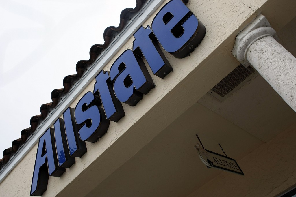 allstate insurance sign