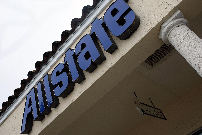 allstate insurance sign