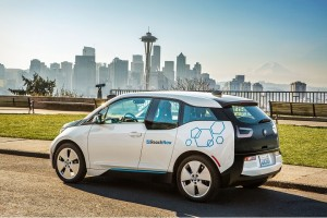 BMW Brings Electric Car Sharing to Seattle With ReachNow