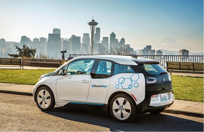 BMW reach now, electric vehicle revenue
