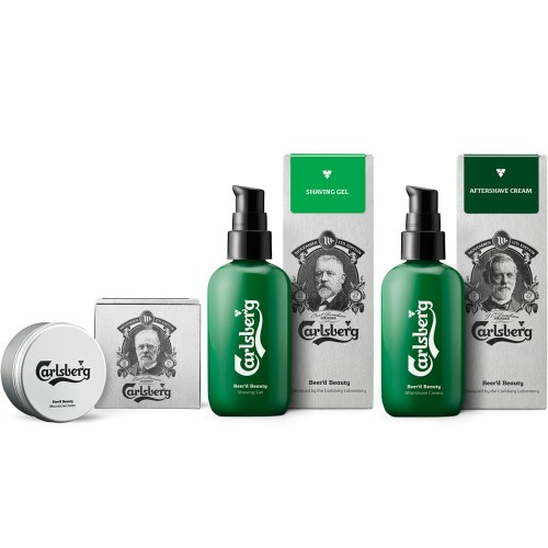 Carlsberg Beer'd Beauty Collection