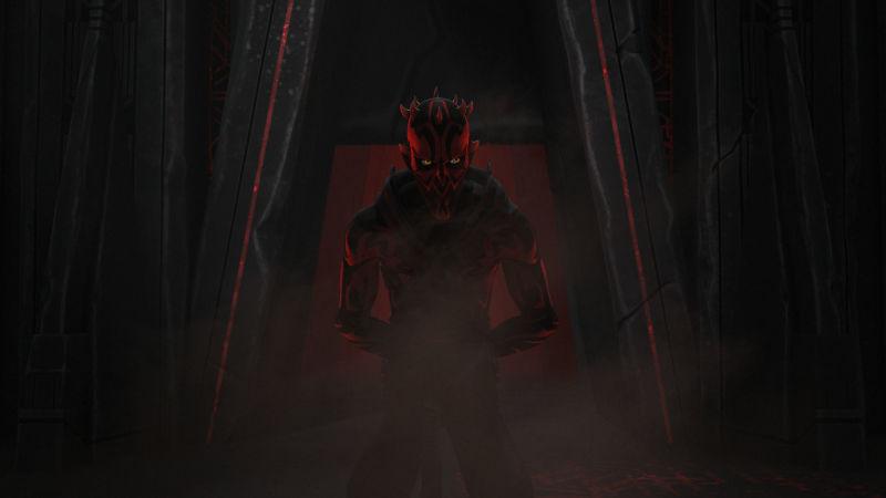 Darth Maul - Star Wars Rebels FInale