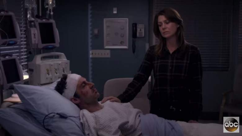 Derek Shepherd's death on Grey's Anatomy