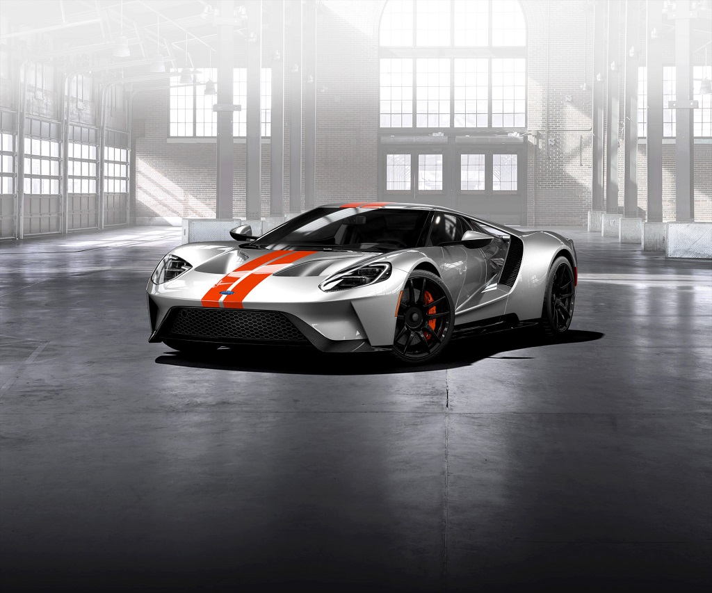 The Ford GT
