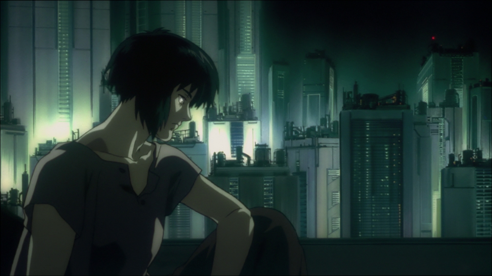 Ghost In The Shell   Production I.G