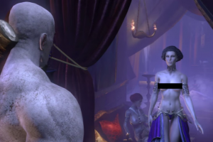 Video Game Nudity: Do These Games Take it Too Far?