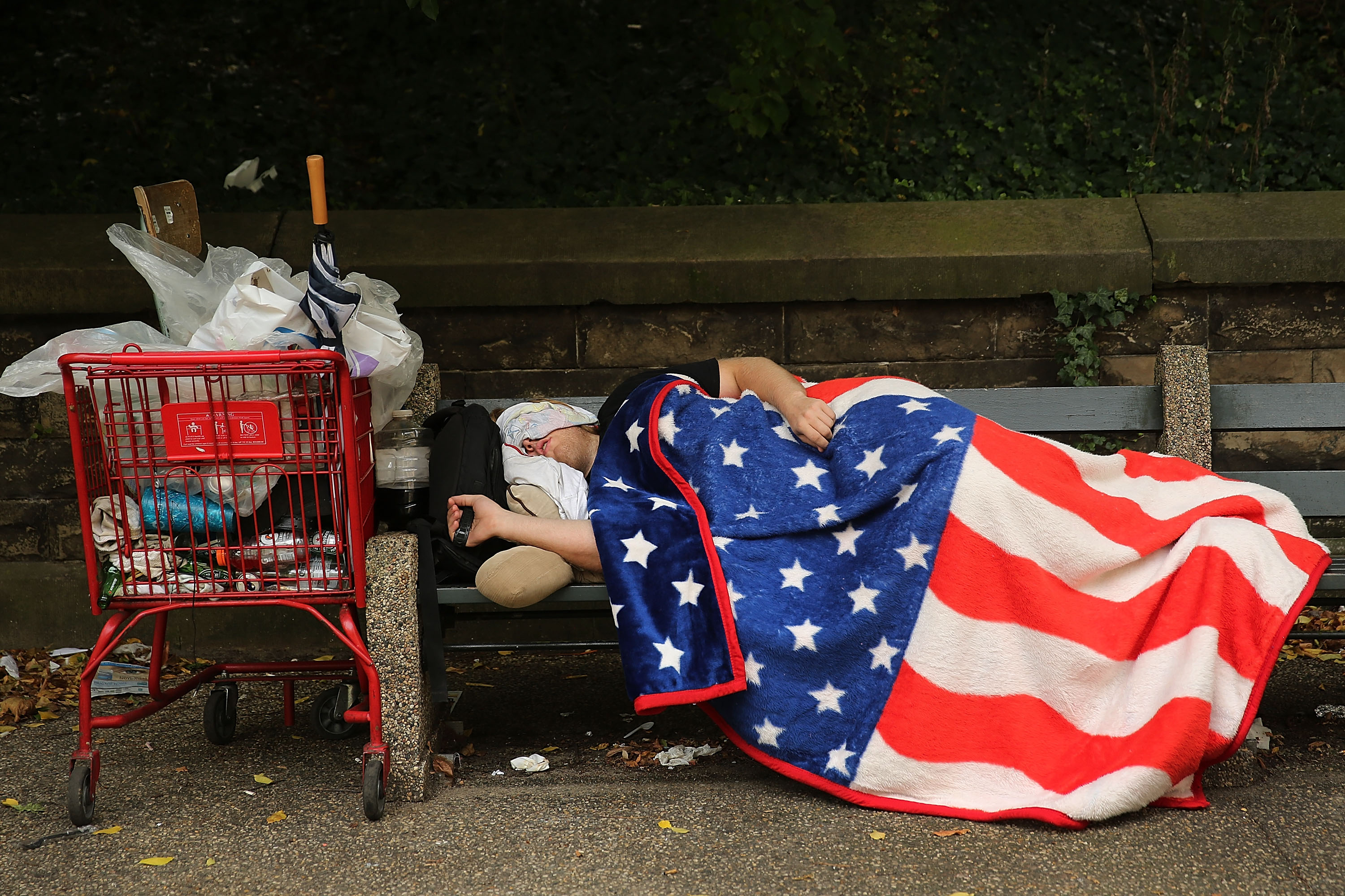 Poverty 10 Cities With The Most Homeless People