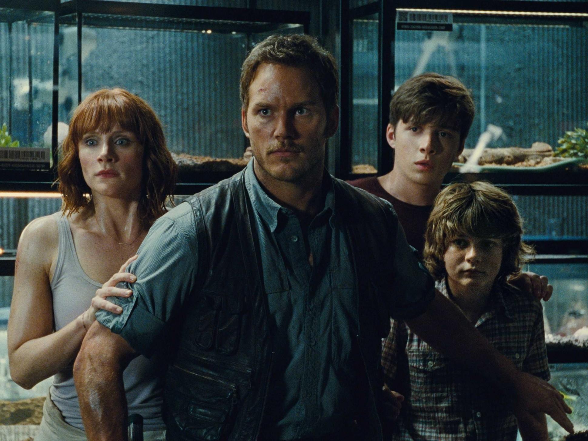 Jurassic World - Chris Pratt